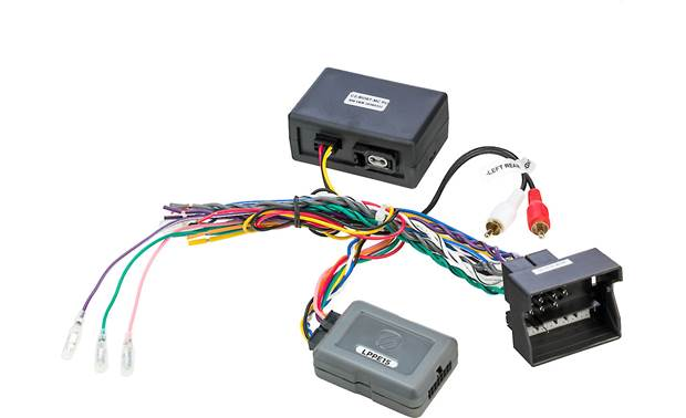 Scosche LPPE15 Wiring Interface Other