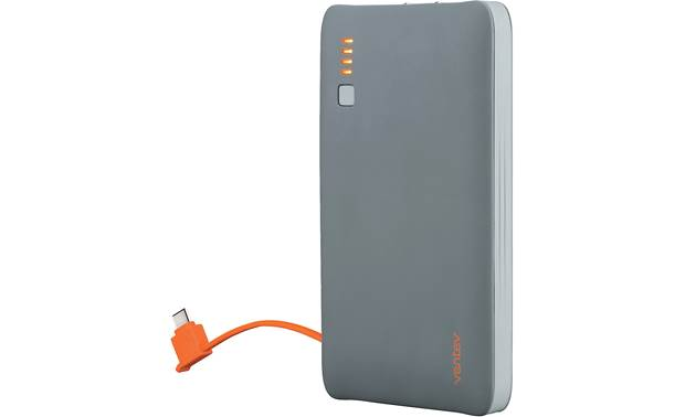 Ventev 597877 powercell 6010+ Keep USB-C devices, like newer Android™ phones, charged up while on the go