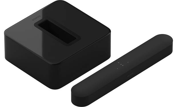 Sonos Beam 3.1 Home Theater System Black