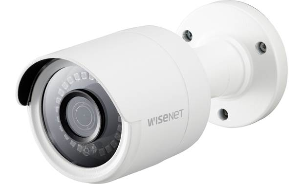 Wisenet SDH-SF440 8x4 Super HD System Angled view