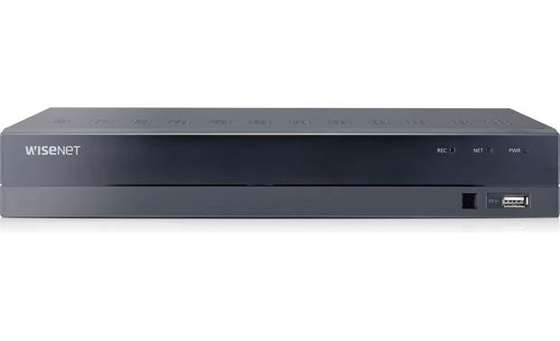 Wisenet SDH-SF440 8x4 Super HD System Front of DVR