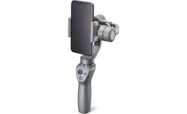 DJI Osmo Mobile 2 Shown in vertical orientation (phone not included)