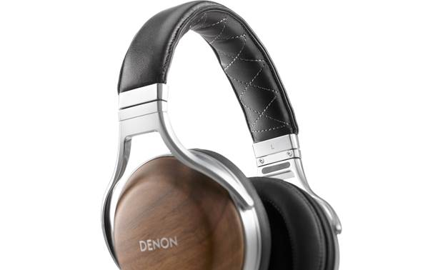 Denon AH-D7200 Sheepskin leather headband and soft earpads