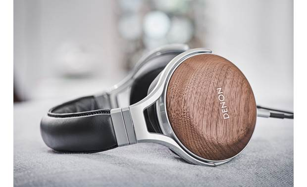 Denon AH-D7200 Real walnut earcups