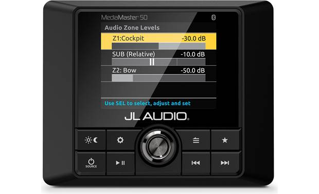 JL Audio MediaMaster 50 Other