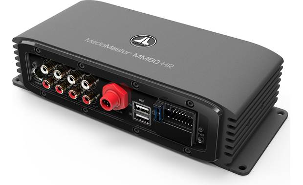 JL Audio MM80-HR hideaway receiver