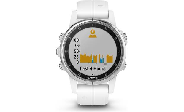 Garmin  fenix 5S Plus Sapphire Training activity tracking