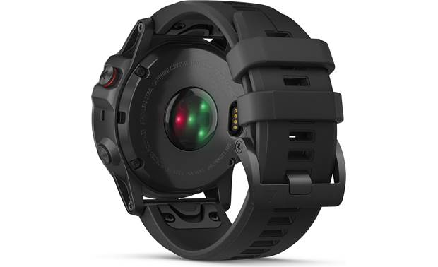 Garmin fenix 5X Plus Sapphire Wrist-based heart rate monitor