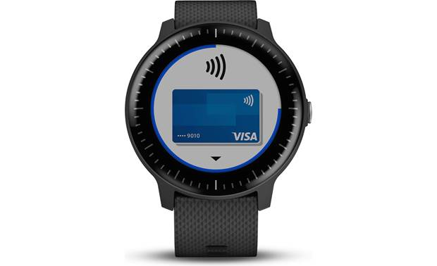 Garmin vivoactive 3 Music Garmin Pay