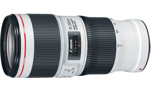 Canon EF 70-200mm f/4L IS II USM Front