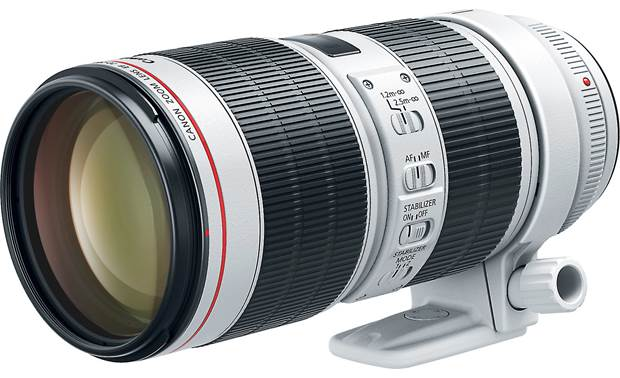 Canon EF 70-200mm f/2.8L IS III USM Front