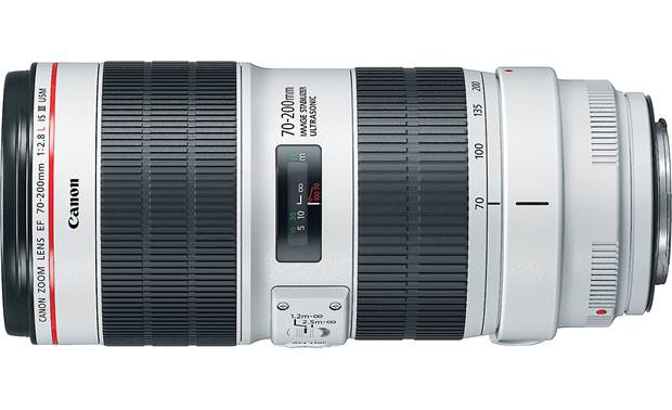 Canon EF 70-200mm f/2.8L IS III USM Side view