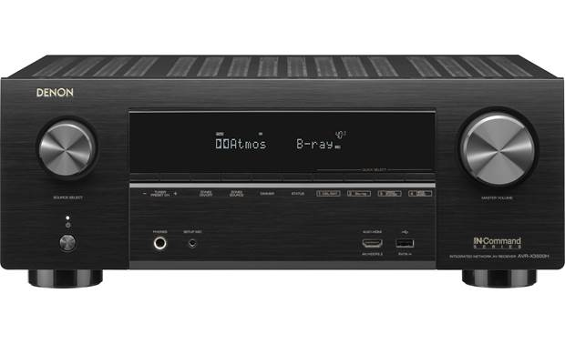 Denon IN-Command Series AVR-X3500H Front