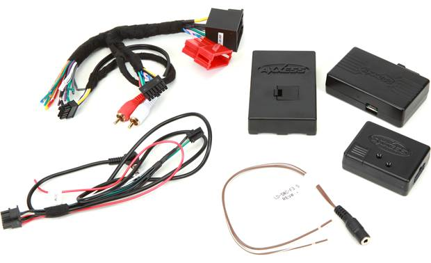Axxess AX-PO90052 Wiring Interface Front