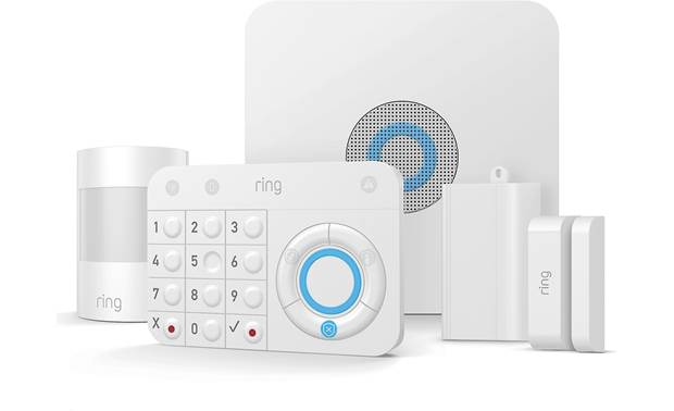 Ring Alarm Security Kit Front