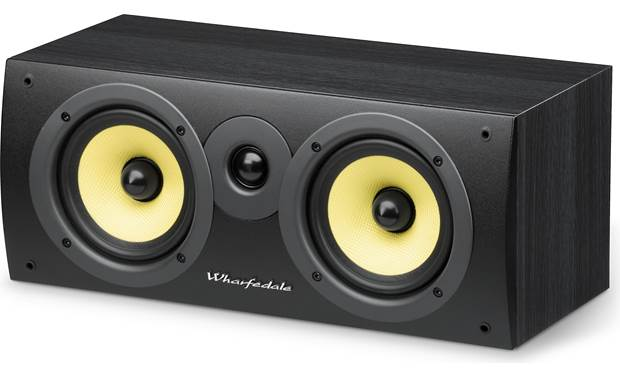Wharfedale Crystal 4.C Shown with grille removed
