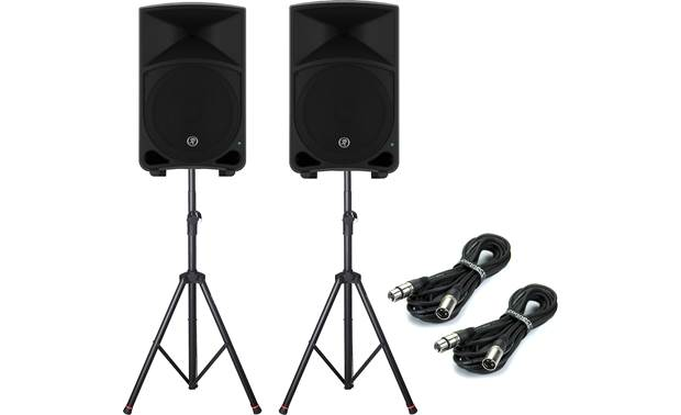 Mackie Thump12A Speaker Bundle Front