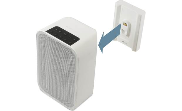 Bluesound BP100 Battery Pack White - attaches to the back of the Pulse Flex (available separately)