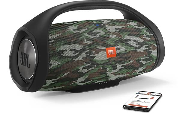 JBL Boombox Squad - stream wirelessly via Bluetooth (smartphone not included)