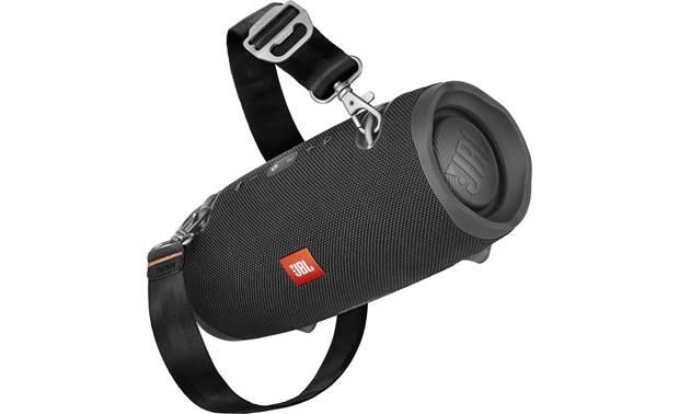 JBL Xtreme 2 Midnight Black - detachable carry strap