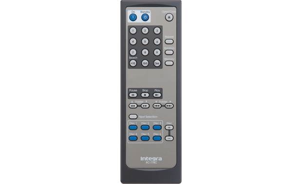 Integra CDC-3.4 Included remote