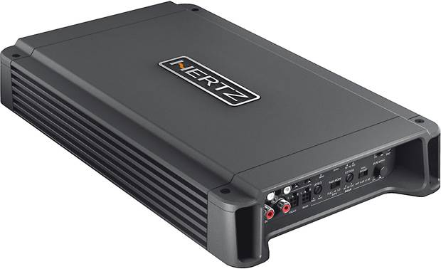 Hertz HCP 4 4-channel car amplifier
