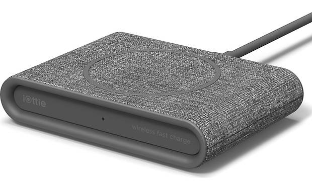 iOttie iON Mini This wireless charging pad charges your Qi-enabled gear fast and looks good doing it