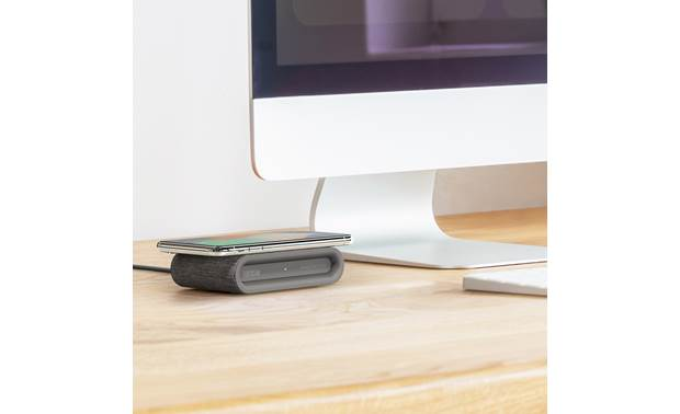 iOttie iON Wireless Plus Its low profile works on a counter, table, or desk (phone not included)