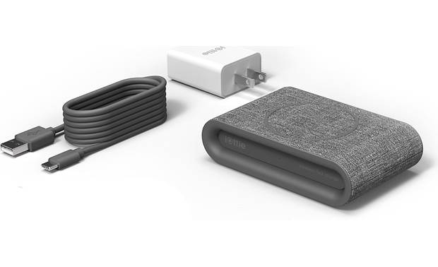iOttie iON Wireless Plus The charging pad, USB-A-to-USB-C cable, and AC adapter are included