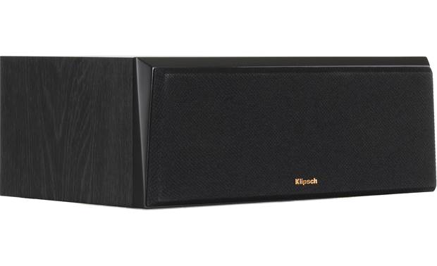 Klipsch Reference Premiere RP-400C Angled view with grille in place
