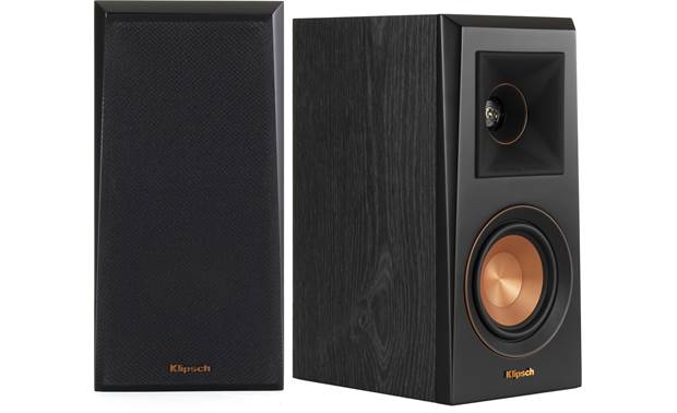 Klipsch Reference Premiere RP-400M Shown with one grille removed