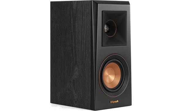 Klipsch Reference Premiere RP-400M Shown individually with grille removed