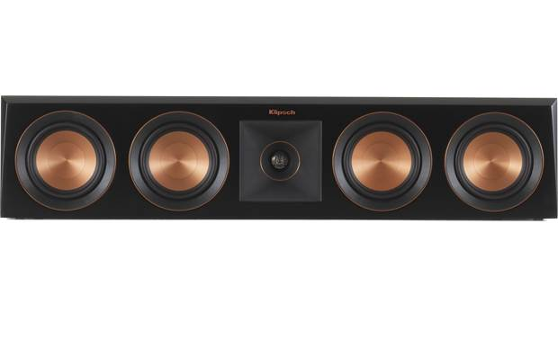 Klipsch Reference Premiere RP-404C Direct view with grille removed