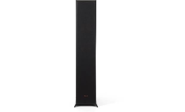Klipsch RP-5000F 5.1 Home Theater Speaker System Direct view of floor-standing speaker with grille on