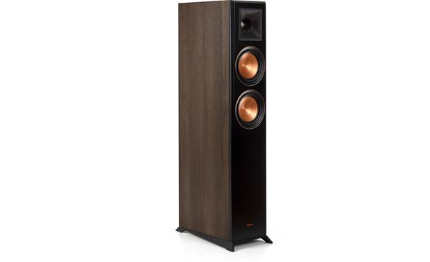 Klipsch Reference Premiere RP-5000F Shown with magnetic grille removed