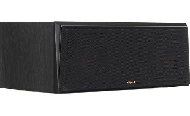 Klipsch RP-5000F 5.1 Home Theater Speaker System Angled view with grille in place