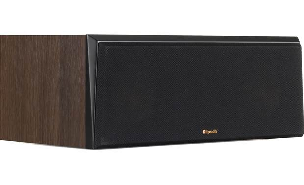 Klipsch Reference Premiere RP-500C Angled view with grille in place