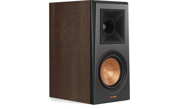 Klipsch Reference Premiere RP 500M Shown Individually With Grille Removed Speakers Are Sold In