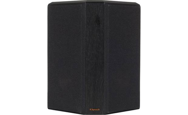 Klipsch RP-8060FA 5.1.2 Dolby Atmos® Home Theater Speaker System Surround speaker shown individually with grille in place