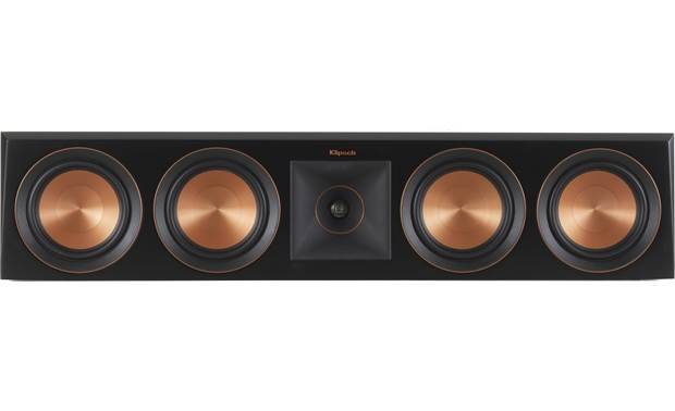 Klipsch Reference Premiere RP-504C Direct view with grille removed