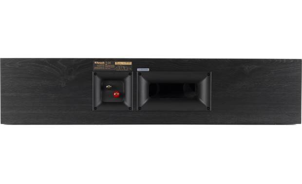 Klipsch Reference Premiere RP-504C Bass-reflex design with rear-firing Tractrix port