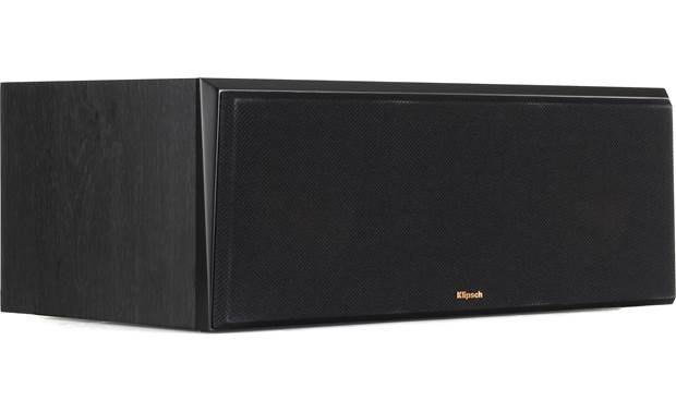 Klipsch Reference Premiere RP-600C Angled view with grille in place