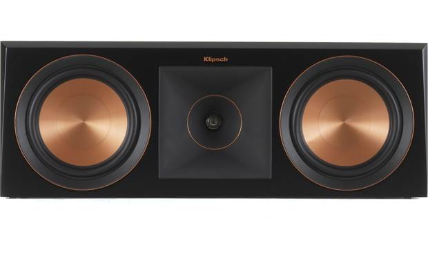 Klipsch Reference Premiere RP-600C Direct view with grille removed
