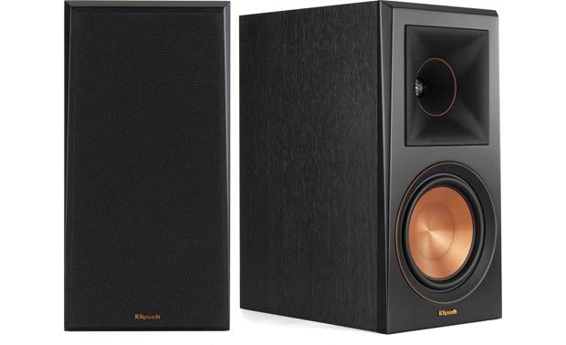 Klipsch Reference Premiere RP-600M Shown with one grille removed