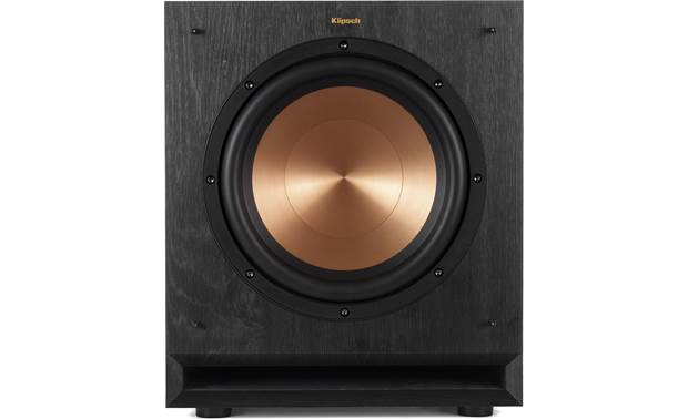 Klipsch SPL-100 Direct view with grille removed