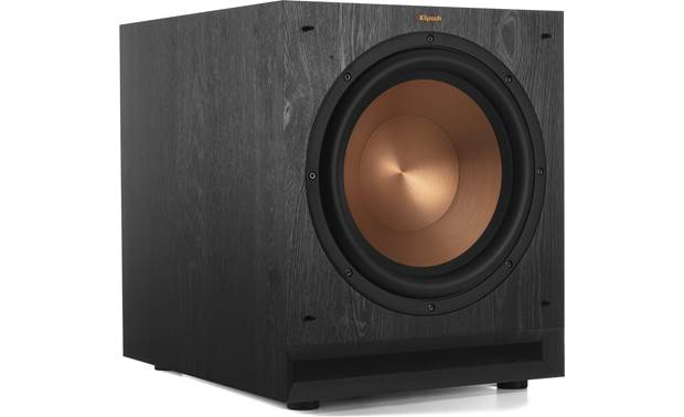 Klipsch Reference Premiere SPL-120 Angled view with grille removed
