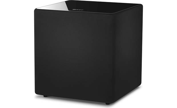 KEF KUBE 12b Angled front view