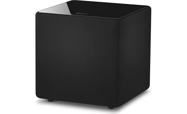 KEF KUBE 8b Angled front view