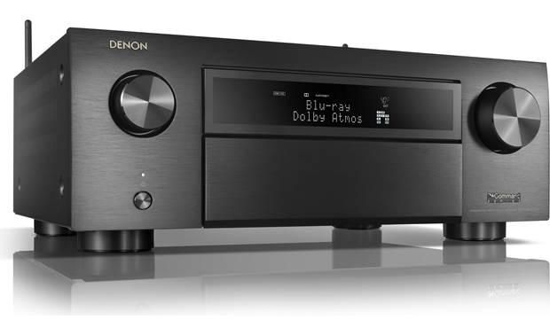 Denon AVR-X6500H Angled front view