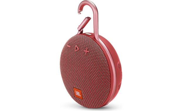 JBL Clip 3 Fiesta Red - right front